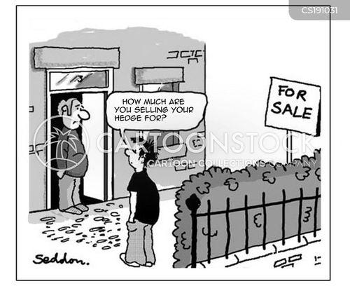 house viewings cartoon