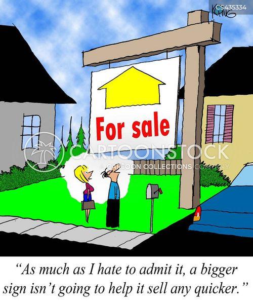 market place cartoon