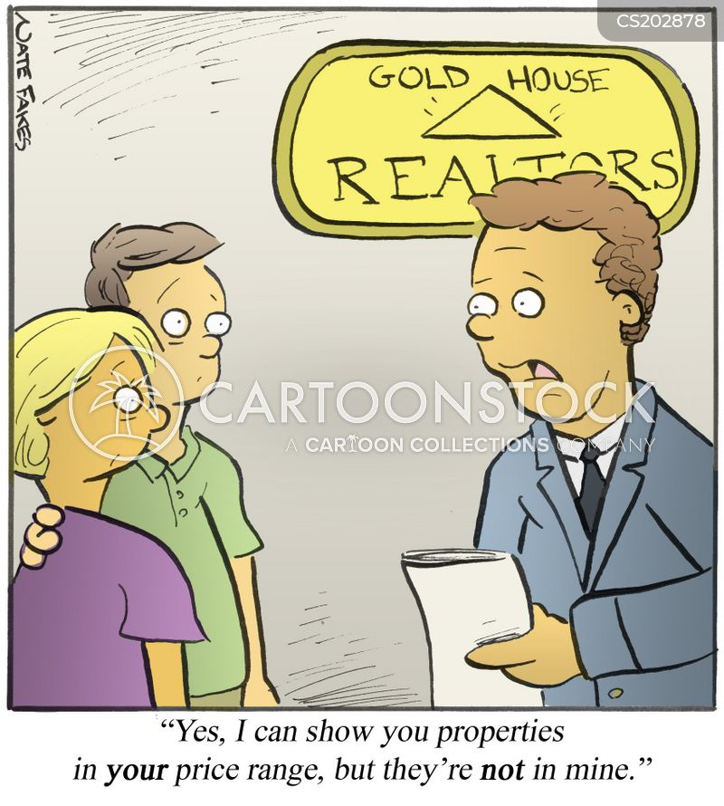 house viewing cartoon