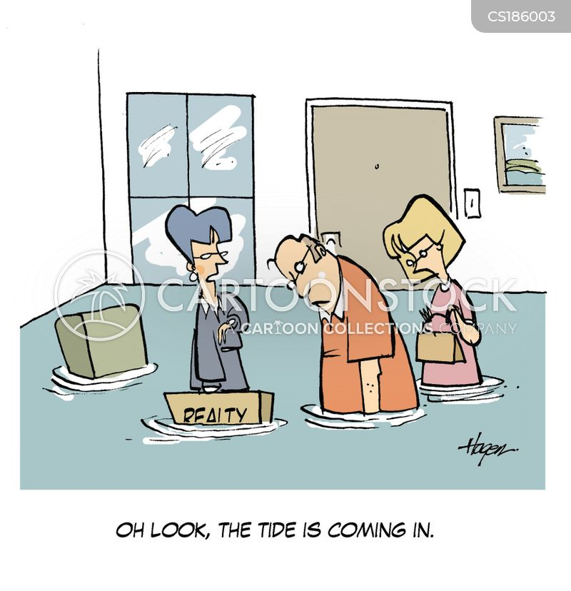 tides cartoon