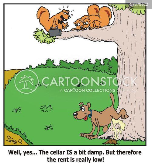 letting cartoon