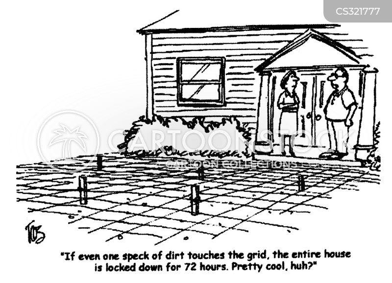 grids cartoon