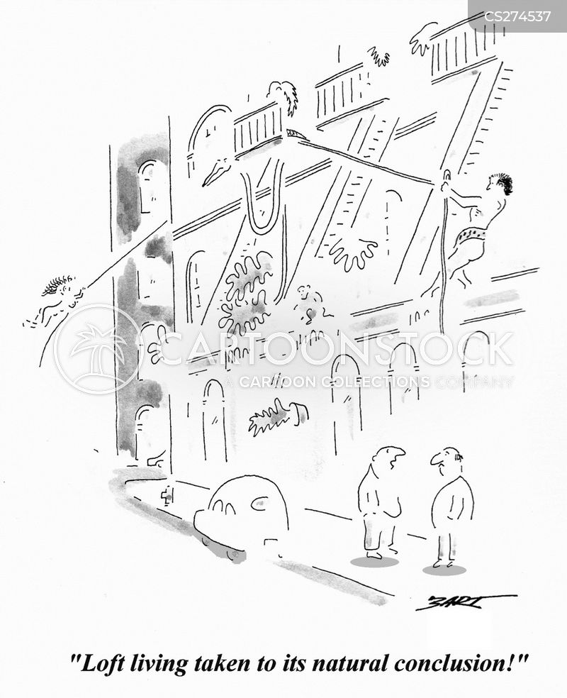 urban jungles cartoon