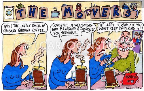 strips cartoon