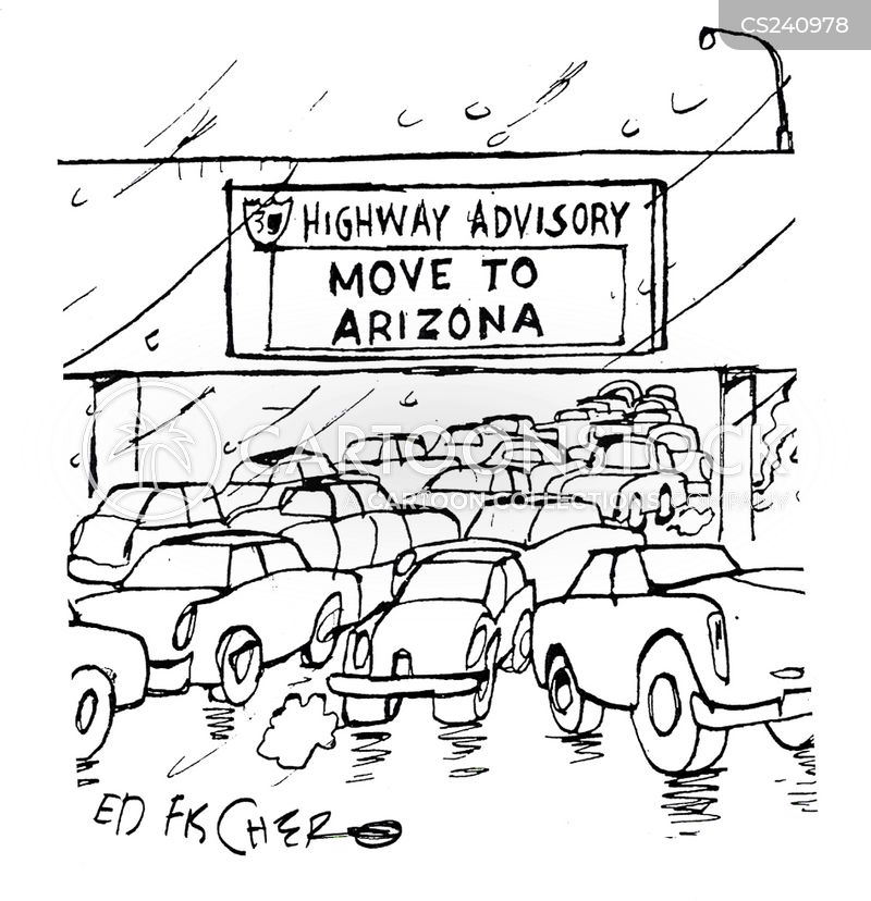 arizona cartoon