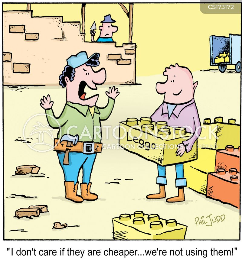 labourer cartoon