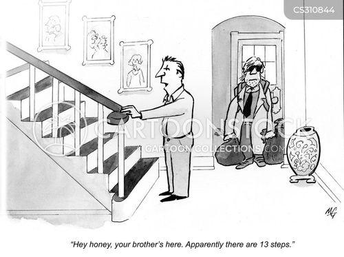 12 step program cartoon