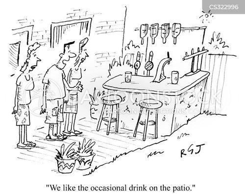 tipple cartoon