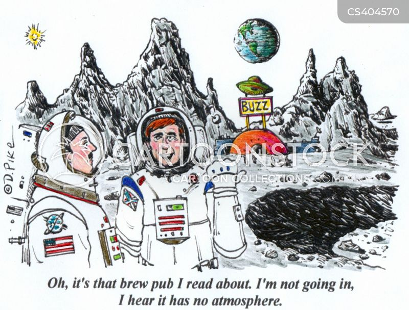 brew pubs cartoon