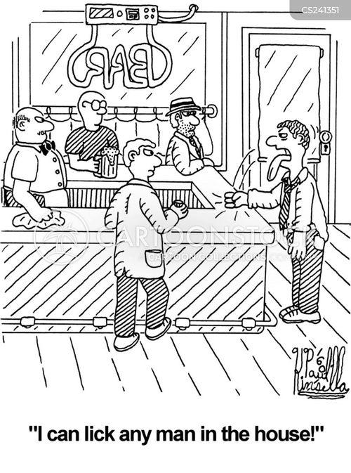 blowhards cartoon