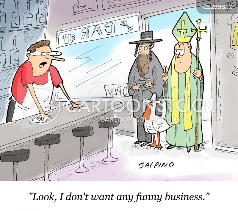 Funny priest and rabbi jokes