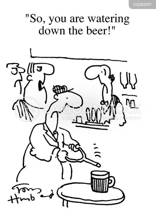 divining rod cartoon