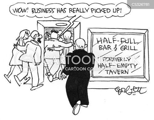 bar name cartoon