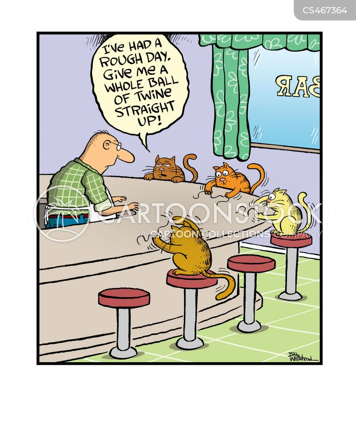 de-stress cartoon