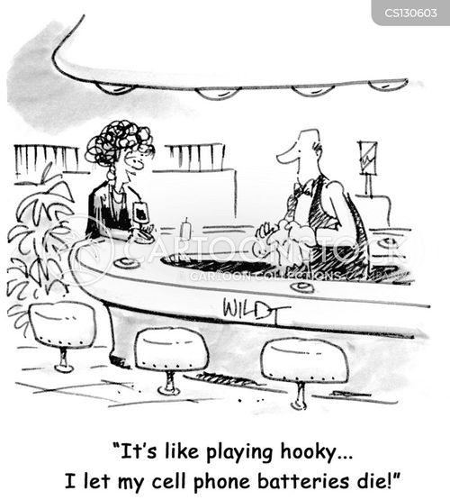 hooky cartoon