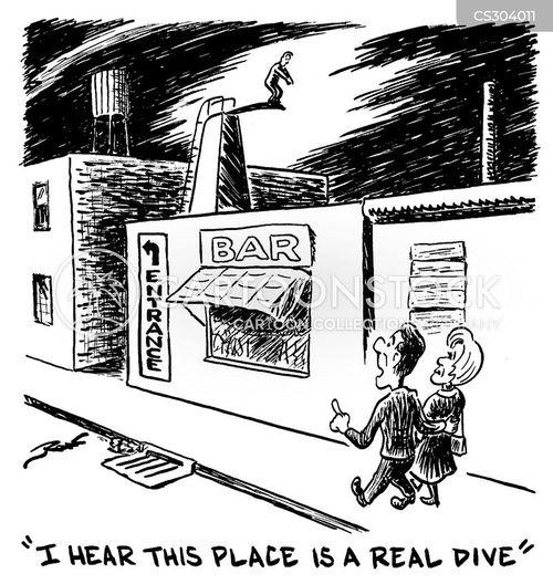 unsavoury cartoon