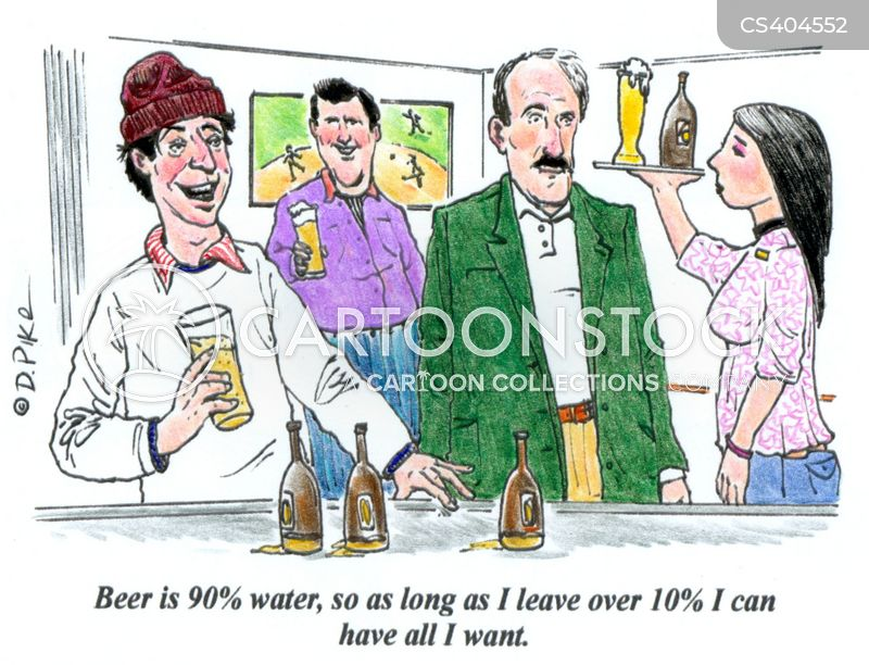 drinking limit cartoon