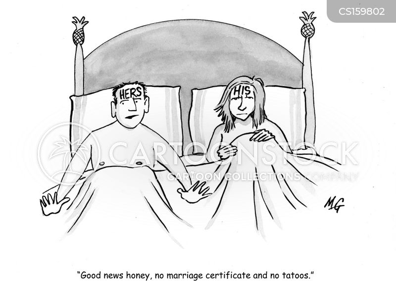 unmarried cartoon