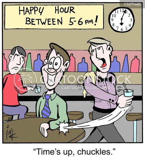 chuckled cartoon
