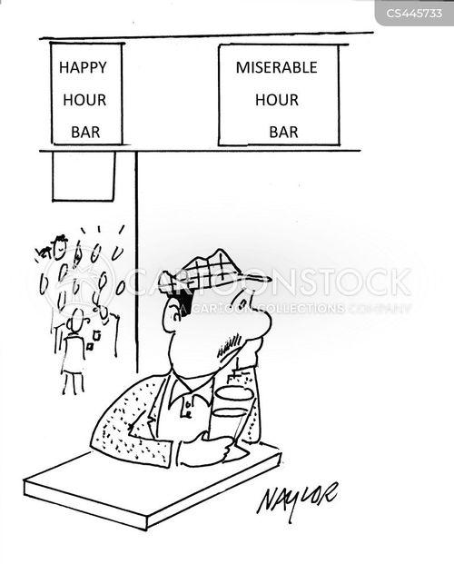 sorrow cartoon