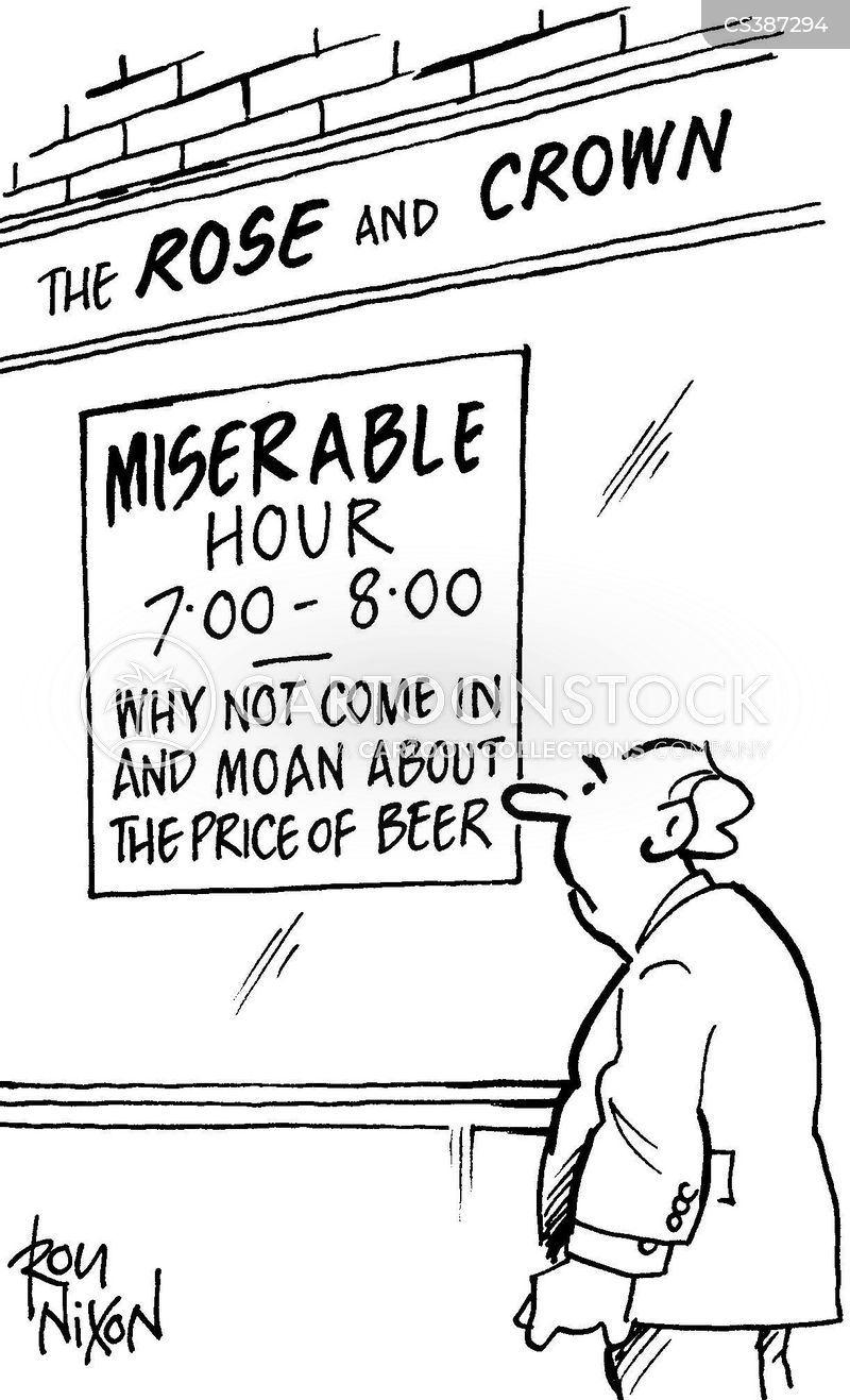 beer prices cartoon