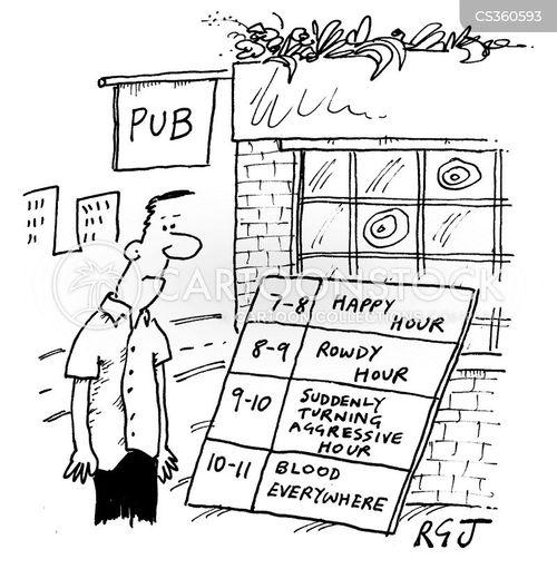 rowdiness cartoon