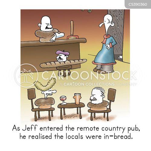 inbreds cartoon