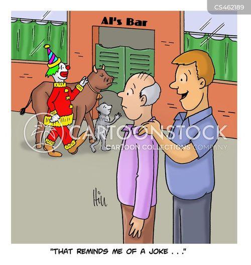 joke format cartoon