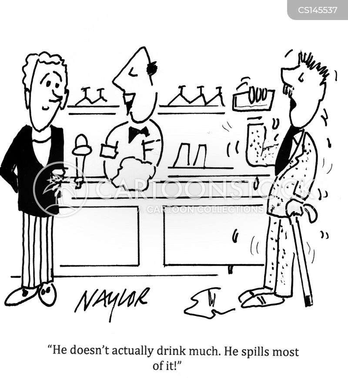 alcohol levels cartoon