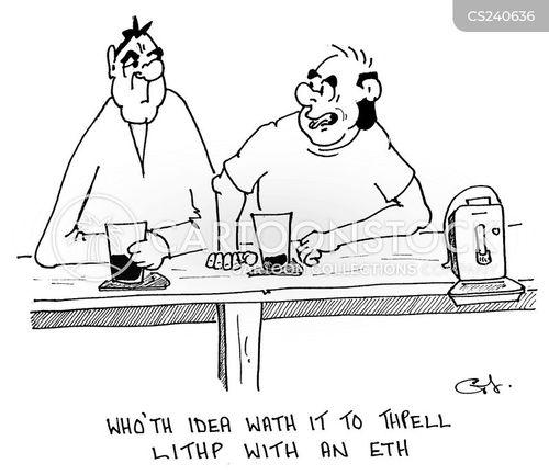 aggravation cartoon