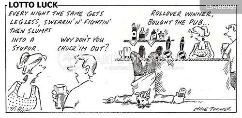 rollovers cartoon