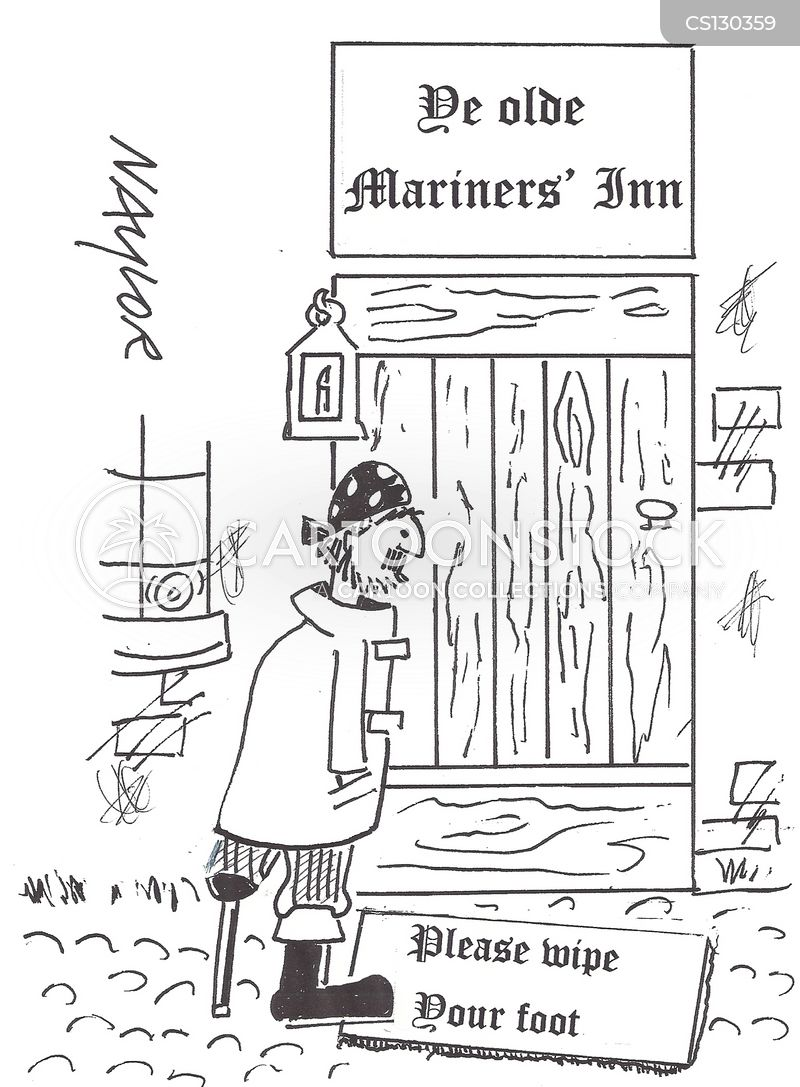 mariners cartoon