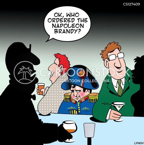 brandies cartoon