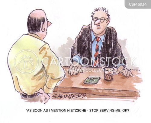 nietzsche cartoon