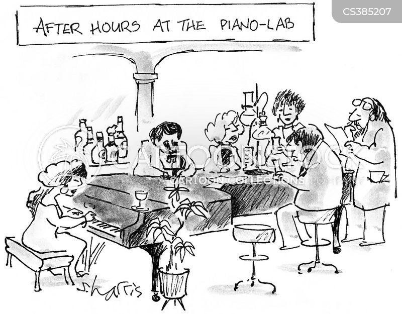 after hours cartoon