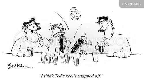 seamen cartoon