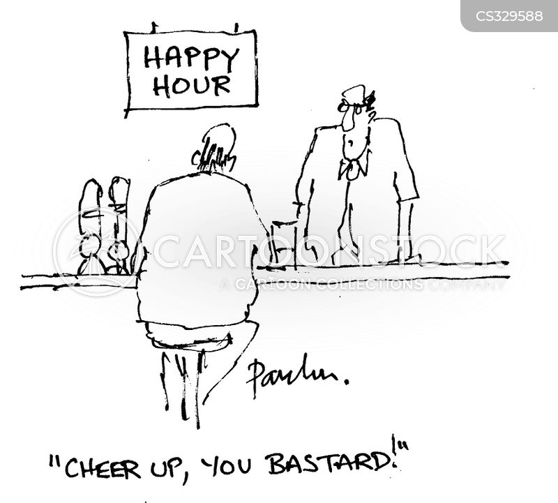 cheered up cartoon