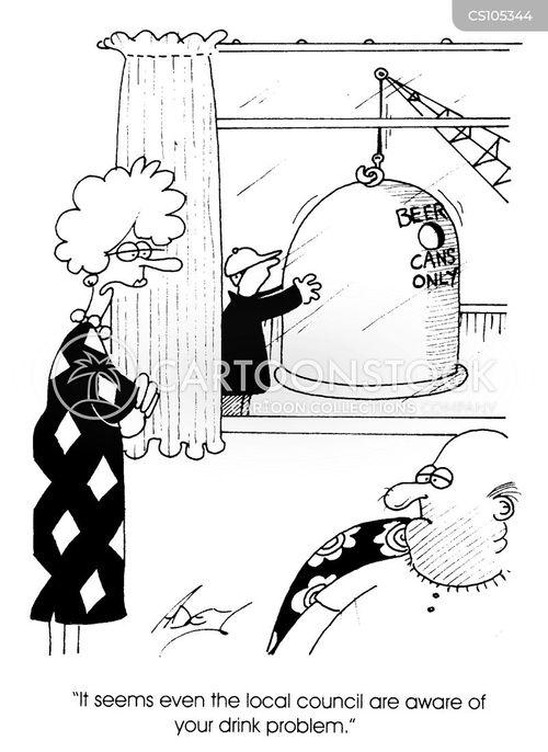 recyclable cartoon