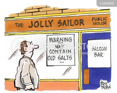 harbour cartoon