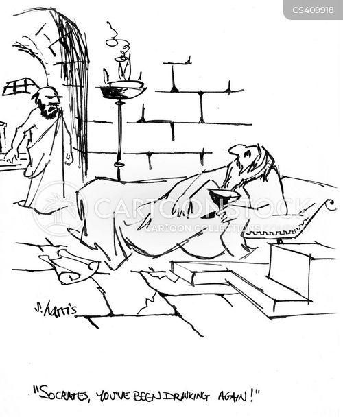hemlock cartoon