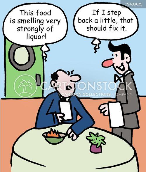 boozy cartoon