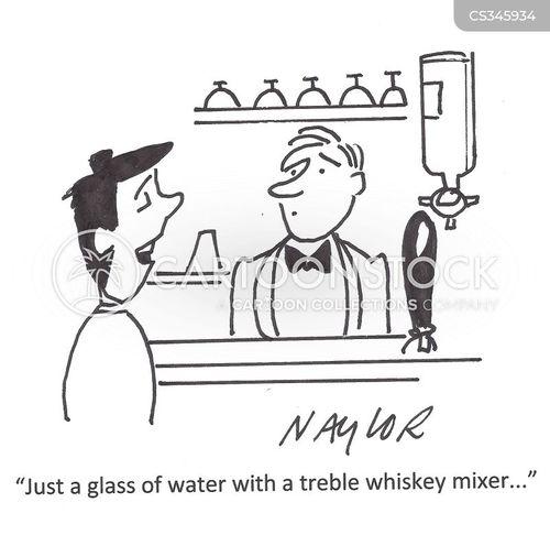 treble cartoon