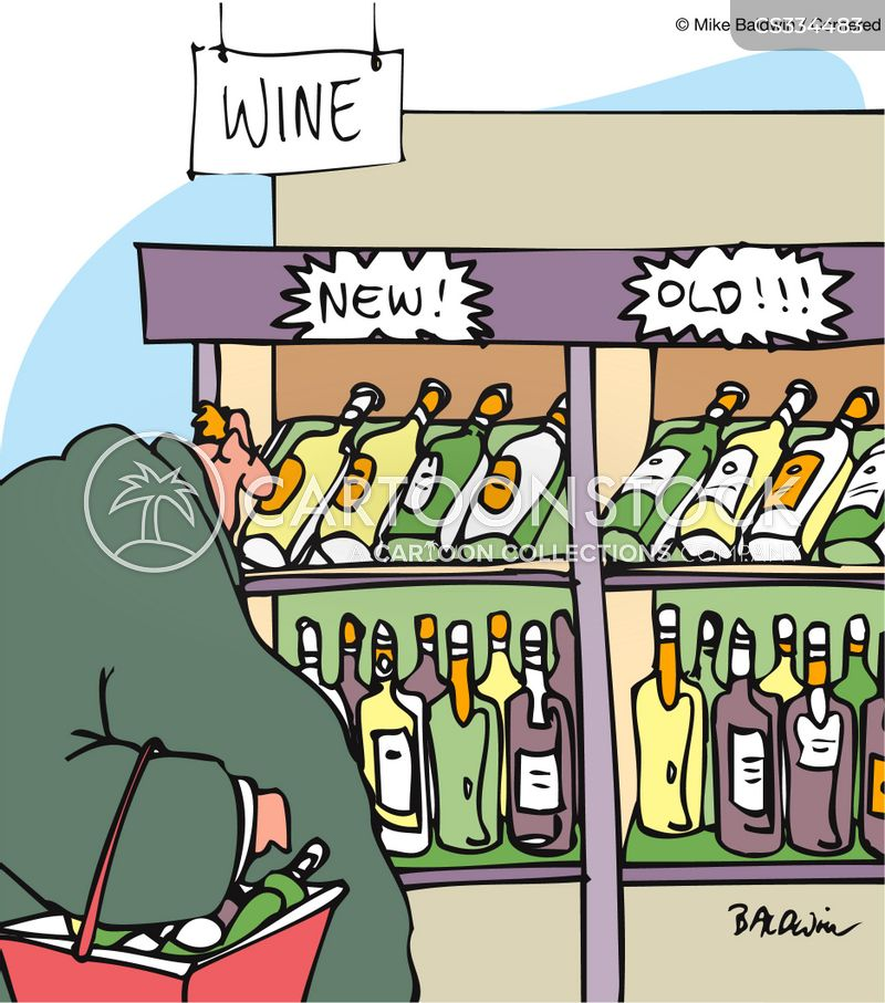 vintners cartoon