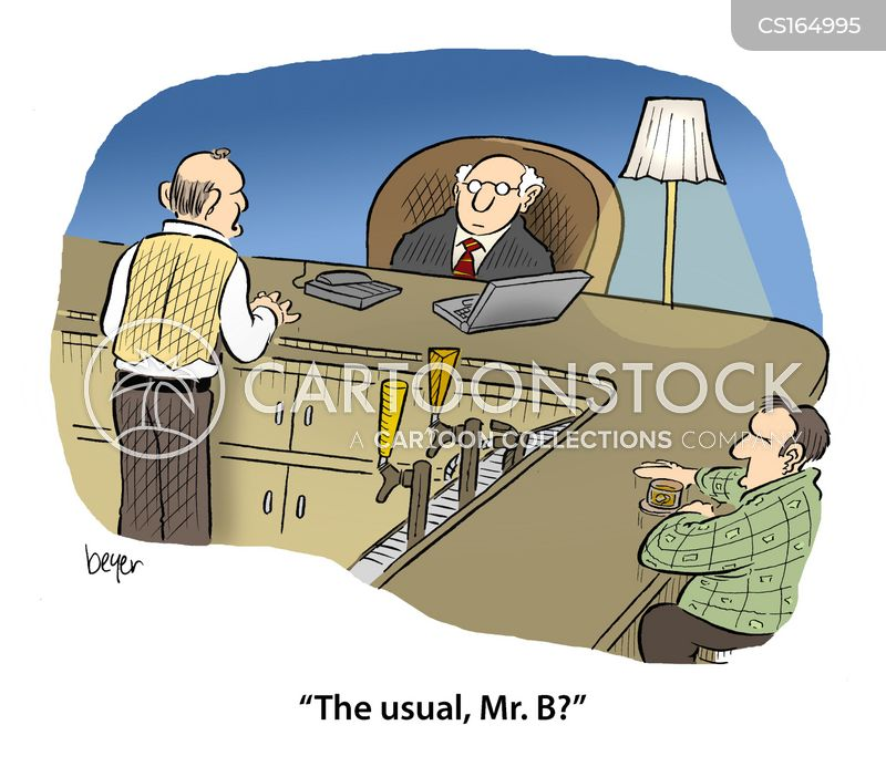 Bar Cartoon, Bar Cartoons, Bar Bild, Bar Bilder, Bar Karikatur, Bar Karikaturen, Bar Illustration, Bar Illustrationen, Bar Witzzeichnung, Bar Witzzeichnungen