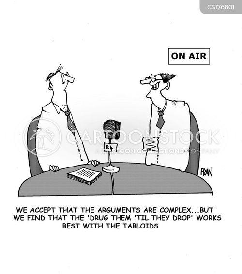 djs cartoon