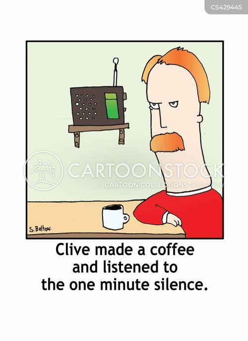 listen to the radio cartoon