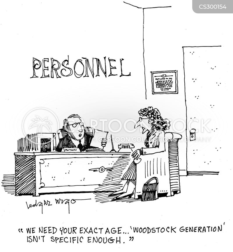 lying about age cartoon