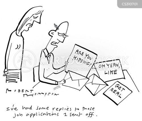 under qualified cartoon