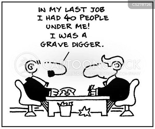 last jobs cartoon