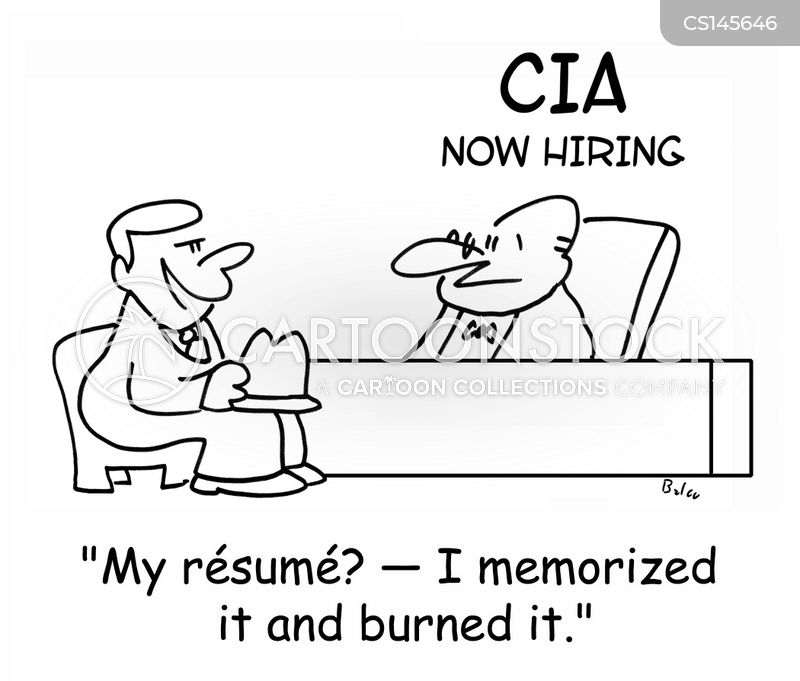 cia agent cartoons and comics funny pictures from cartoonstock